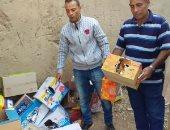 إحالة تاجر للمحاكمة لحيازته 5 آلاف لتر خل طعام مجهول المصدر بمدينة نصر