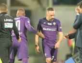 إيقاف ريبيري 3 مباريات في الدوري الإيطالي بعد واقعة الاعتداء على الحكم