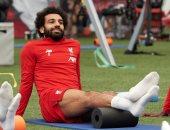 محمد صلاح يطمئن محبيه قبل مباراة ليفربول المقبلة