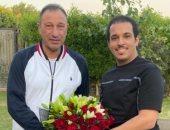 الخطيب يشكر المستشار تركي آل الشيخ.. ويؤكد: علاقات مصر والسعودية تاريخية