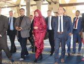وزير خارجية ألمانيا يزور الجامع الأزهر ..صور
