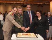 المتحدث العسكرى ينشر فاعليات احتفال مكاتب دفاع مصر بالخارج بذكرى أكتوبر