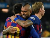 """برشلونة ضد بلد الوليد.. ميسي يقود البارسا للتقدم 3-1 في الشوط الأول """"فيديو"""""""