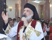 الأنبا باسيليوس يترأس قداس عيد الصعود في طما بحضور الراهبات