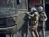 شرطة تشيلى تعتقل 1977 شخصًا لخرقهم قواعد مكافحة كورونا
