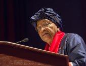 المرأة الحديدية فى إفريقيا.. 10 معلومات عن إلين سيرليف فى ذكرى ميلادها