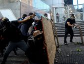 اشتباكات عنيفة بين المتظاهرين وقوات الأمن فى تشيلى بعد التعديل الحكومى
