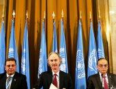 الاجتماع الأول للجنة الدستورية السورية الجديدة فى الأمم المتحدة بجنيف