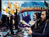 معرض لألعاب الفيديو فى العاصمة الفرنسية باريس