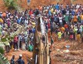 ارتفاع حصيلة ضحايا الانهيار الأرضى فى الكاميرون إلى 42 قتيلًا