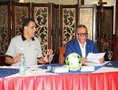 """اتحاد الكرة يستفسر من جمال الغندور عن """"قانونية"""" إيقاف جريشة دوليًا"""