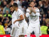 ريال مدريد ضد إسبانيول.. رقم مميز ينتظر الملكى فى الدوري الإسباني