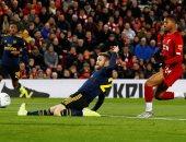 """ليفربول ضد أرسنال.. الجانرز يسجلون الخامس والنتيجة 5 / 4 """"فيديو"""""""