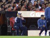 مارادونا بعد إلغاء هبوط فريقه في الدوري الأرجنتيني: يد الله الجديدة