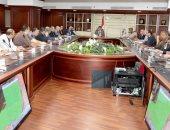 الموافقة على 953 طلب وتحرير 162 عقد تقنين أراضى أملاك دولة ببنى سويف