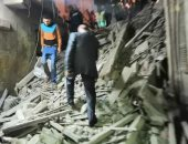 مصرع مواطن وتلفيات بعقار بسبب تسريب غاز أسطوانة بوتاجاز بالإسكندرية