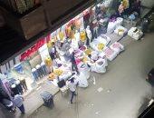 شكوى من احتلال الأرصفة بشارع السلحدار فى مصر الجديدة