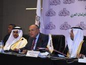 وزير الخارجية يستعرض قضية الأمن المائى بسد النهضة أمام البرلمان العربى