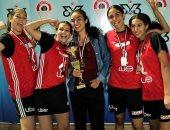 وزارة الرياضة تكرم منتخب ناشئات السلة بعد التأهل لكأس العالم