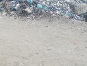 قارئ يشكو من انتشار القمامة والأوبئة فى مركز أشمون بالمنوفية