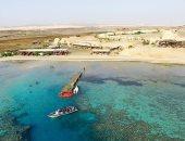 """جنة على أرض مصر.. """"مرسى شجرة"""" أغنى مناطق البحر الأحمر فى بالتنوع البيولوجى"""