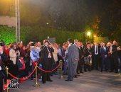 استعدادات دار الأوبرا لحفل محمد منير فى افتتاح مهرجان الموسيقى العربية