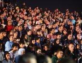 فيديو.. افتتاح نهائى بطولة مصر الدولية للاسكواش بالنشيد الوطنى