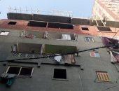 إيقاف 5 حالات بناء مخالف والتحفظ على 60 شيكارة أسمنت وونش بالإسكندرية