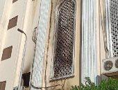 الكنيسة: لا خسائر بشرية في حريق كنيسة مارجرجس الجيوشي .. صور