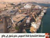 يحيى زكى: 16 مليار دولار تكلفة تطوير المنطقة الاقتصادية لقناة السويس