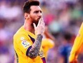ليفانتى ضد برشلونة.. ميسي يصل للهدف 500 بالقدم اليسرى مع البارسا