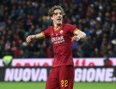 روما يحسم ديربى الشمس بالفوز 2-1 على نابولى فى الدوري الإيطالي.. فيديو