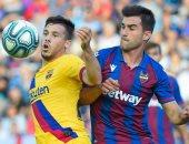 برشلونة يسعى لتضميد جراحه ضد سلافيا براج فى دوري أبطال أوروبا