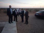 تعرف على تفاصيل زيارة محافظ شمال سيناء للتجمعات التنموية