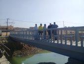 الانتهاء من كوبرى مشاة العامرية بتكلفة 419 ألف جنيه غرب الإسكندرية