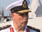 قائد القوات البحرية: نمتلك قوة الردع لكل من تسول له نفسه تهديد مصالح مصر