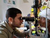 إجراء 120 عملية لمرضى العيون بالقرى الأكثر احتياجا بأسيوط