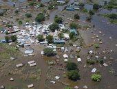 الفيضانات تجبر المواطنين فى ولاية بوما جنوب السودان على ترك منازلهم