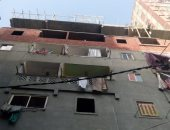 صور.. إيقاف 5 حالات بناء مخالف بأحياء العامرية غرب الإسكندرية