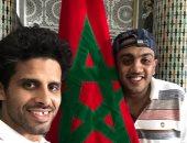 """حمدى الميرغنى لجمهور المغرب :""""شكراً على حسن الاستقبال والضيافة"""""""