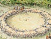 اكتشاف دائرة حجرية فى بريطانيا عمرها 4 آلاف سنة.. وخبراء: فائدتها غير واضحة