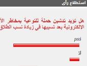%87 من القراء يؤيدون تدشين حملة للتوعية بمخاطر الألعاب الإلكترونية