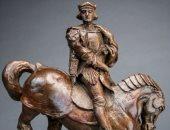 تمثال فارس من عصر النهضة يثير الجدل حول نسبه إلى دافنشى.. اعرف التفاصيل