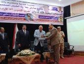 محافظ القليوبية: مصر تخوض حالياً حربا لا تقل أهمية عن حرب أكتوبر