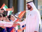 حاكم دبى يحتفى بأكثر من 13 مليون طالب عربى فى تحدى القراءة