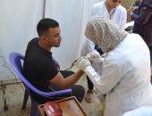 """رئيس خدمات نقل الدم يكشف تفاصيل حملة """"علشان الدم ميقلش"""" لمواجهة نقص المتبرعين"""