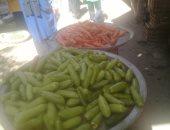 صور.. انخفاض أسعار الخضروات والفاكهة بأسواق قنا