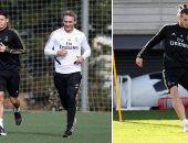 بيل ورودريجيز خارج حسابات زيدان فى مباراة ريال مدريد ضد جالطة سراي