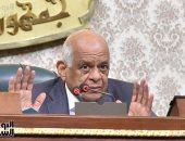 """رئيس البرلمان : ضم مدة النواب المستقيلين من """"الشرطة"""" بقانون مجلس النواب"""