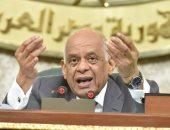 رئيس البرلمان يوجه بإعداد متكامل لمعاشات الشرطة بما يناسب تضحياتهم